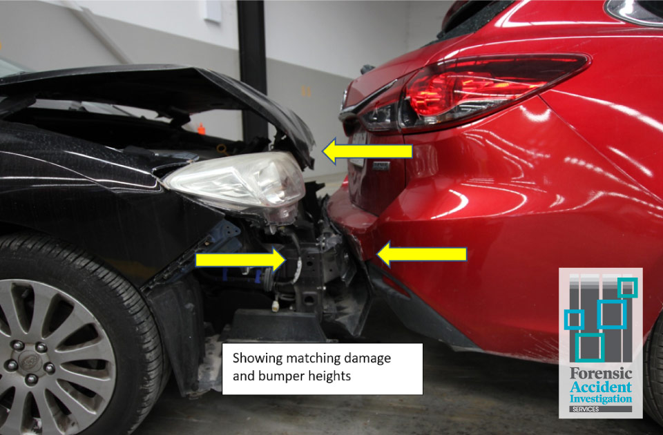 fraudulent claims staged collisions investigation